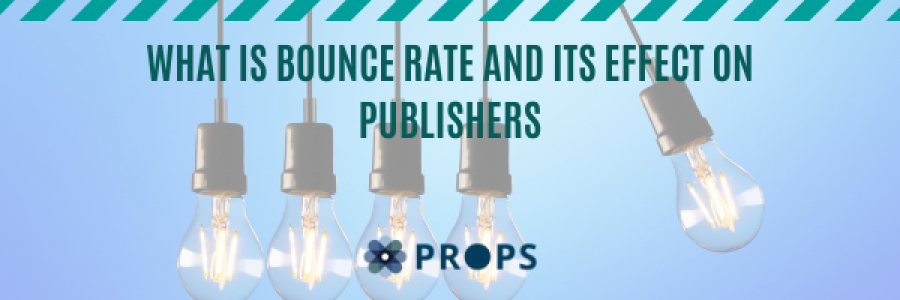 What is Bounce Rate and How Does It Affect Publishers